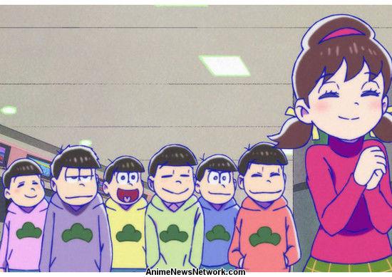 osomatsu special.png Hashire! Osomatsu san tiết lộ thông tin về phần TV special mới