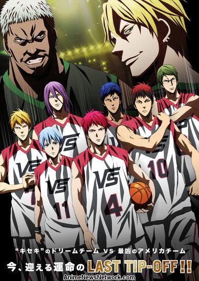 last game kv Hai siêu phẩm Anime Movie Kuroko No Basket: Last Game và Detective Conan: Crimson Love Letter chính thức về Việt Nam