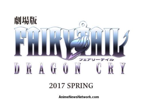 Der Volle Titel Lautet Fairy Tail Dragon Cry Und Er Soll Im Fruhling 2017 In Die Japanischen Kinos Kommen Hiro Mashima Bestatigte Via Twitter