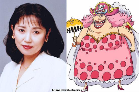 Big Mom di One Piece