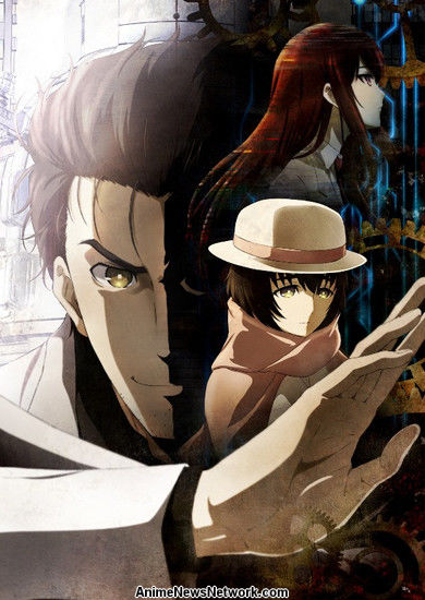 key visual steins;gate 0