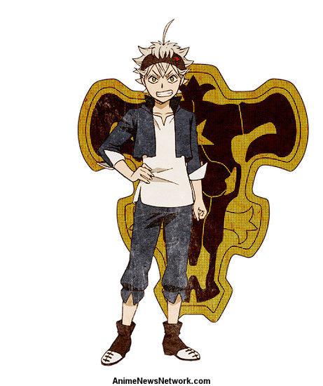 asta.png Một đứa con nữa của Shounen Jump có anime   Black Clover sẽ ra mắt vào tháng 10 năm nay