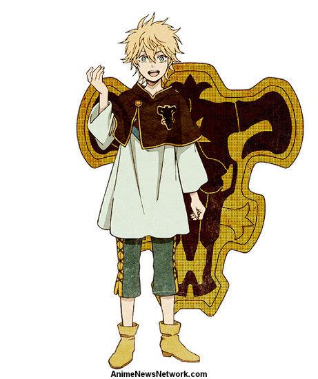 luck.png Một đứa con nữa của Shounen Jump có anime   Black Clover sẽ ra mắt vào tháng 10 năm nay