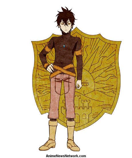 yuno.png Một đứa con nữa của Shounen Jump có anime   Black Clover sẽ ra mắt vào tháng 10 năm nay