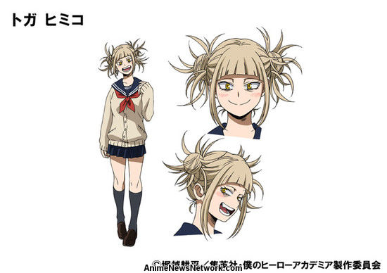 Himiko Toga, Boku no Hero Academia