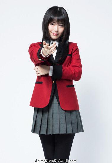 yumeko Live action Kakegurui hé lộ trailer đầu tiên