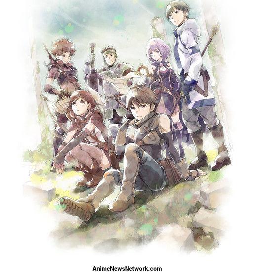 """""""Hai to Gensou no Grimgar"""" Akan Rilis Sebuah OVA Bersamaan Dengan Penerbitan Blu-ray Volume 1"""
