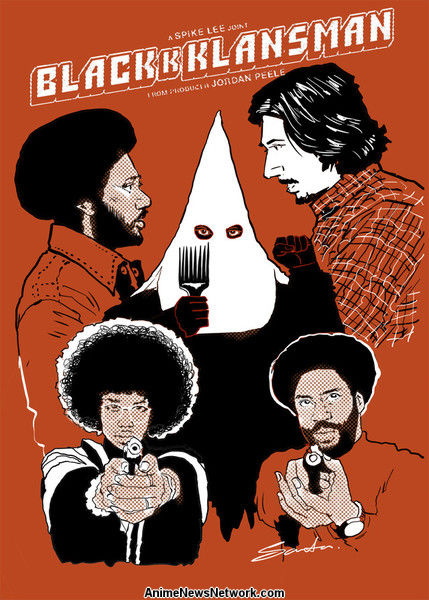 black2 - Oriente e Occidente si incontrano grazie al film BlacKkKlansman