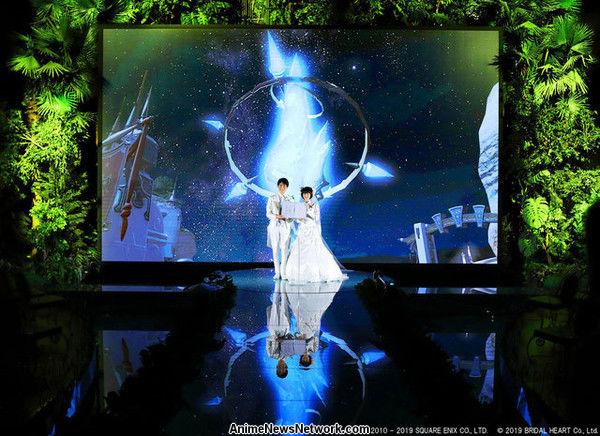 wedding1 - Un matrimonio a tema Final Fantasy XIV? in Giappone lo potete avere e tutto organizzato!