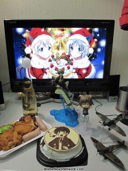 Navidad japonesa Cake-3
