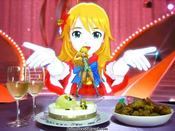 Navidad japonesa Cake-9