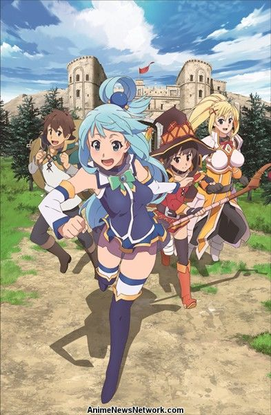 TVアニメ「この素晴らしい世界に祝福を!2」