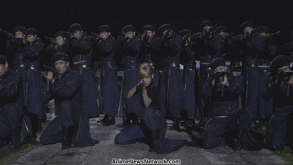 Live-Action Fullmetal Alchemist película revela 4 más fotos