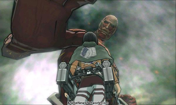 Ataque de Spike Chunsoft en Titan 2 Trailer de 3DS Game Monokuma en s