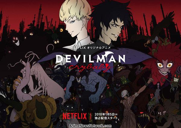 visual Devilman Crybaby