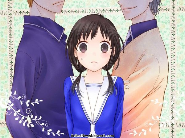 Fruits basket anime dating game