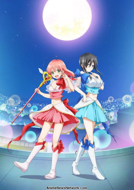 Ayaka Ohashi realiza la canción de apertura de Magical Girl Ore Anime