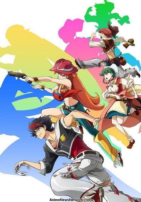 Второе видео Back Arrow Anime превью вступительной песни LiSA