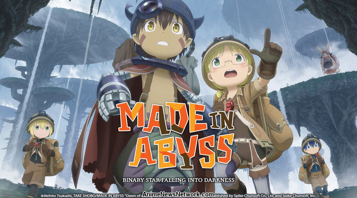 Made in Abyss Anime Gets 2nd TV Anime Season, Action RPG in 2022