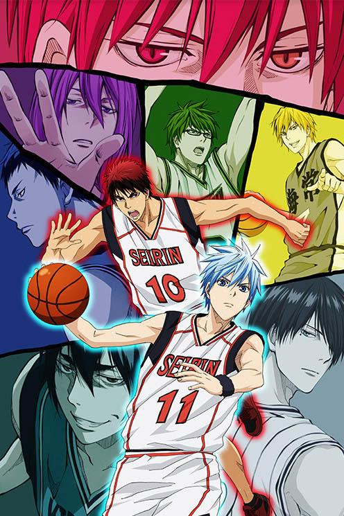 Kuroko S Basketball Tv 2 Anime News Network