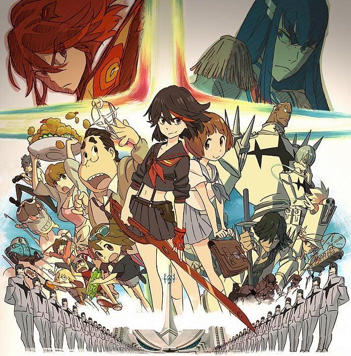 Anime Expo Stands : Kill la kills vas and director going to anime expo 2014 neogaf