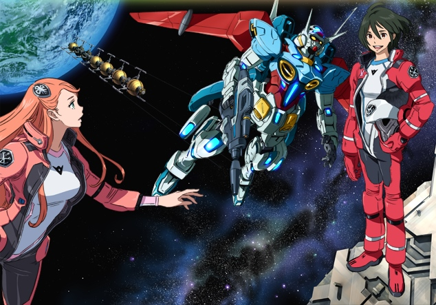 Gundam reconguista in g tv anime news network for Domon we the theme
