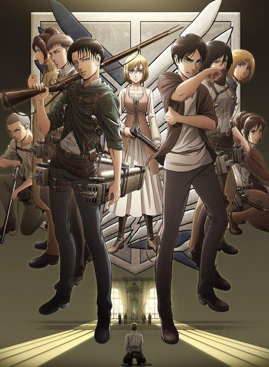Attack on Titan (TV 3/2018) - Anime News Network