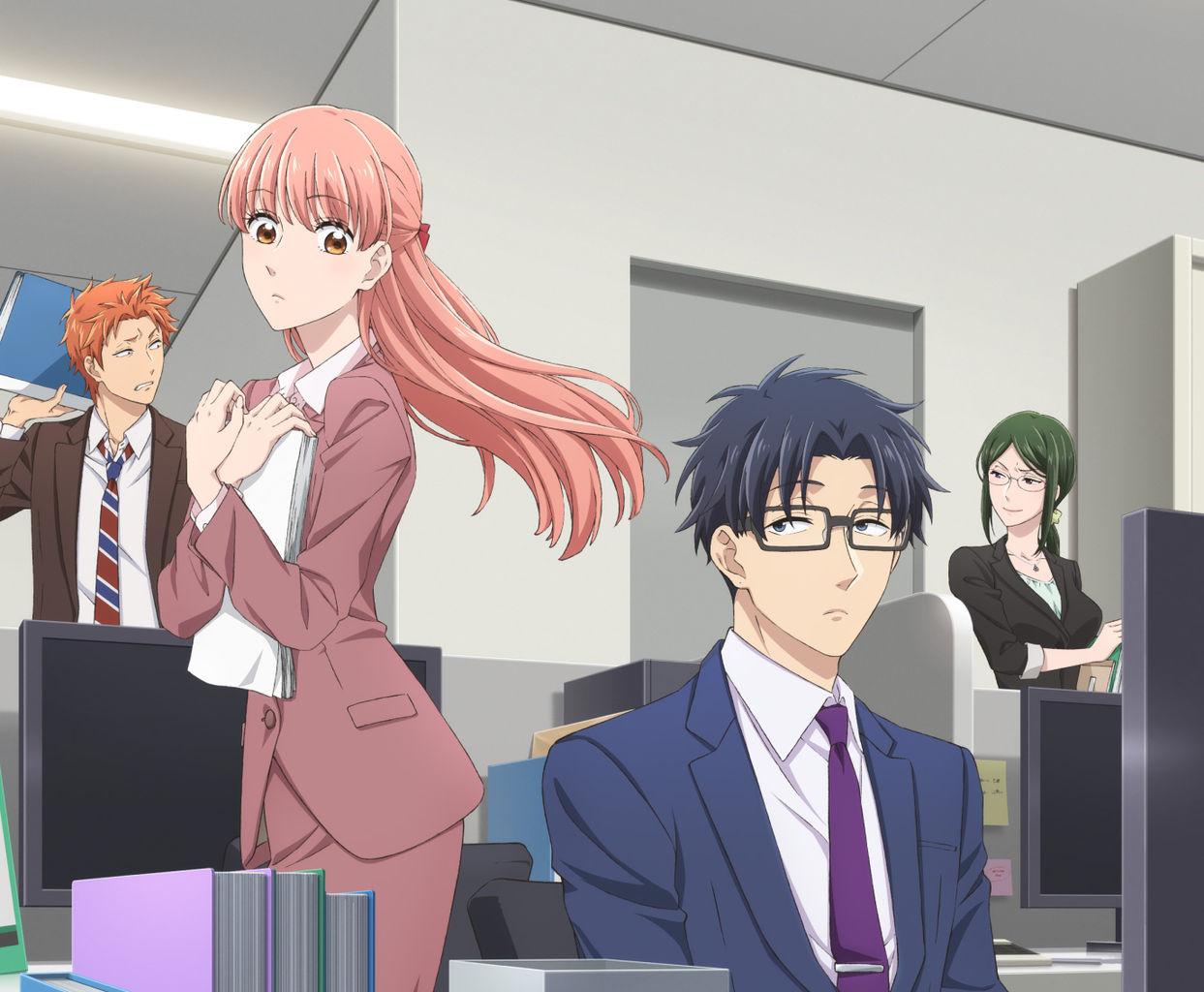 Wotakoi: Love is Hard for Otaku (TV)