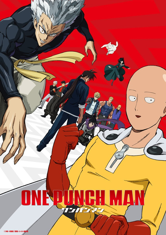 One Punch Man (TV 2) - Anime News Network