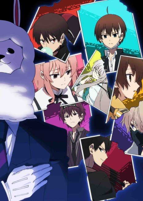 Image result for the ones within anime