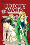 Library Wars: Love & War GN 1