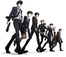 Psycho-Pass episodes 12 - 22 streaming