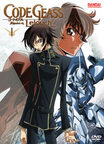 Code Geass: Lelouch of the Rebellion DVD 1-2