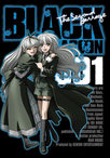 Black Lagoon: Second Barrage DVD 1
