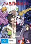 Mobile Suit Gundam Unicorn Vol. 01 DVD