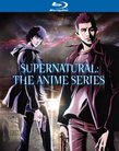 Supernatural the Anime Series BLURAY