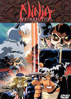 Ninja Resurrection DVD