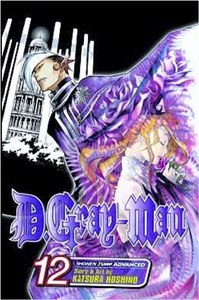 D.Gray-man GN 12