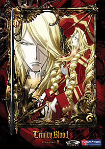 Trinity Blood DVD 2