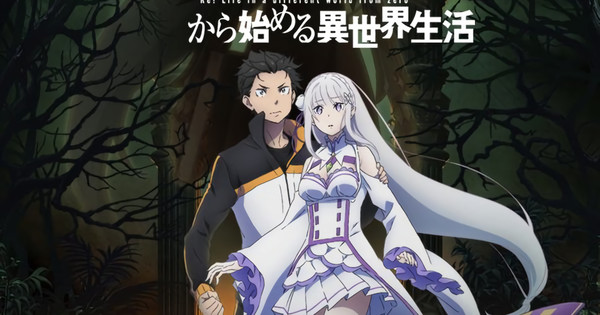 Re:ZERO TV Anime's 2nd Season Delayed to July - News - Anime News ...