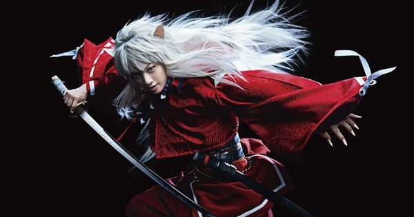 new inuyasha stage play reveals visual  main cast - news