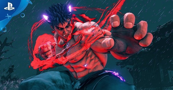 Street Fighter V Game Reveals New Playable Character Kage